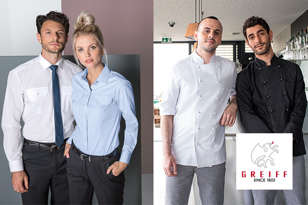 Greiff Corporate Fashion und Gastronomie Thumbnail