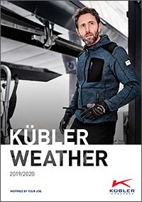 KÜBLER Wetter Katalog