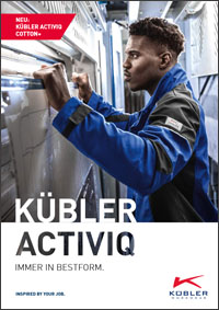 KÜBLER Activiq Katalog