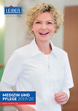 LEIBER Medizin und Pflege Katalog