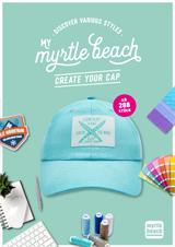 Myrtle Beach My Cap Kappen Katalog