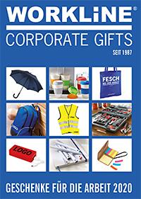 Workline Corporate Gifts Werbeartikel Katalog